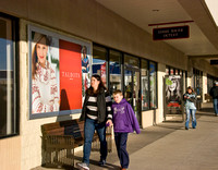 Tanger Outlet Advertising