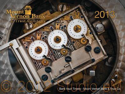 Mount Vernon Bank Calendar