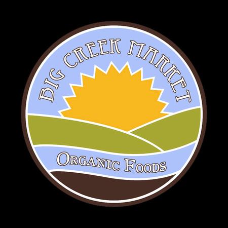 Big Creek Market, Mount Vernon Iowa Logo